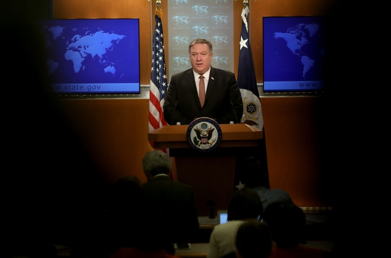 Trump admin to ban entry of International Criminal Court investigators
