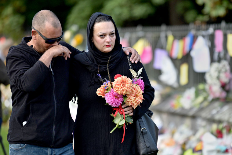New Zealand Mosque Attack Photo: Anguished Loved Ones Share Stories Of Victims Of New