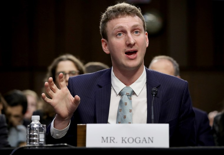 Senate Commerce Committee Holds Hearing On Facebook's Protection Of Consumer Data