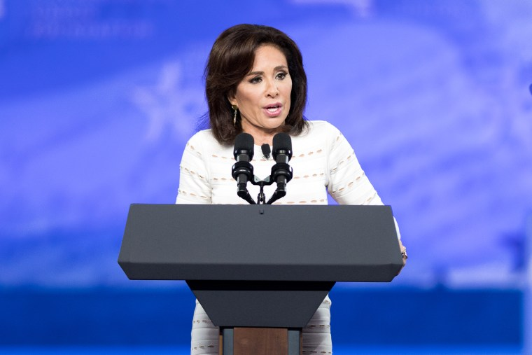 Image: Jeanine Pirro speaks at CPAC on Feb. 23, 2017.