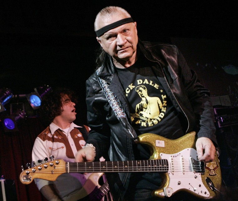 IMAGE: Dick Dale in 2007