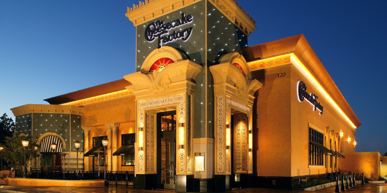 9 things you didn't know about The Cheesecake Factory