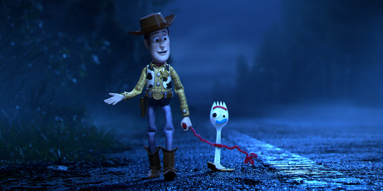 f1750f422 Toy Story 4. Woody is back, and he has a new friend in Forky.Walt Disney  Studios