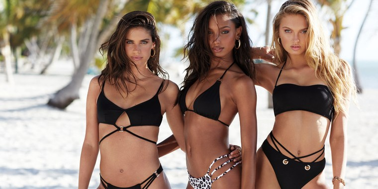 9da64bb1f6 Victoria s Secret 2019 swimwear is back but sizes