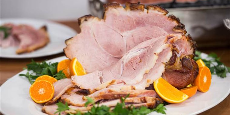 Is it really Easter Sunday without a great big ham?