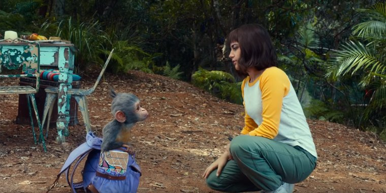 Dora and her sidekick Boots face a flurry of obstacles both in and outside of the jungle.