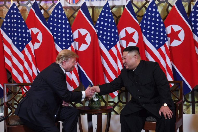 Trump's sudden decision on North Korea sanctions undermined national security team
