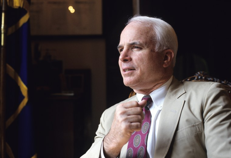 Trump's attacks on John McCain are a disgrace. Republicans should have the courage to repudiate him.