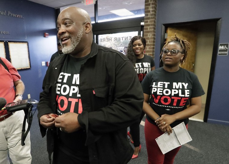 Florida Republicans move to limit felon voting rights despite constitutional amendment