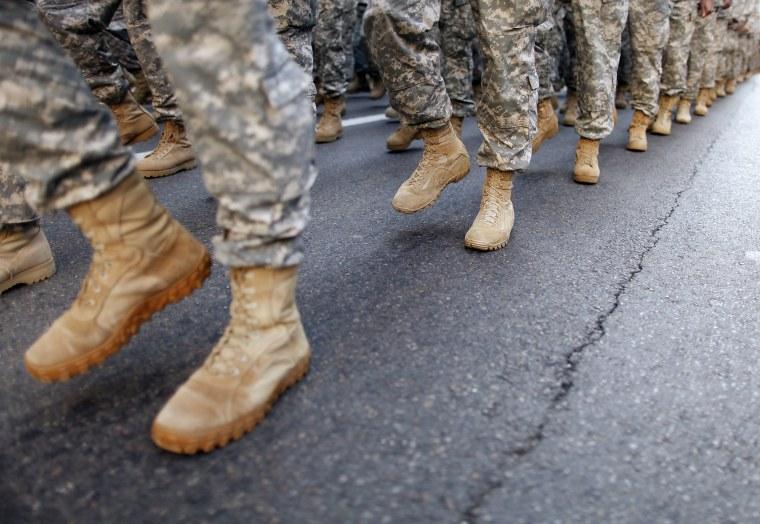 Image: US Troops