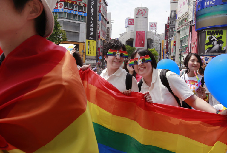 Japan urged to stop transgender sterilization requirement