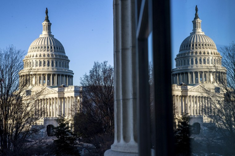 Image: The Capitol in Washington on March 23, 2019.
