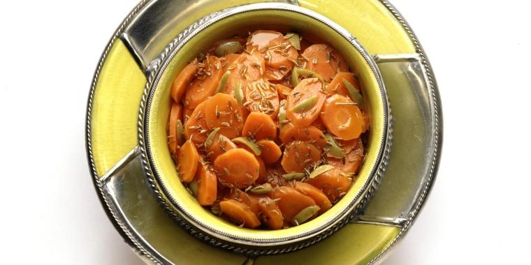 Carrot and cumin salad