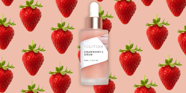 Strawberry-C face serum