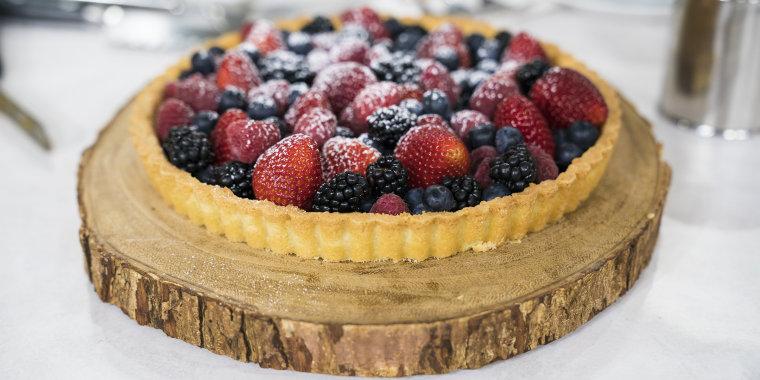 melissa Clark's Fresh Fruit Tart