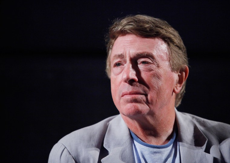 "Image: Writer Larry Cohen attends the Los Angeles special screening of ""Tales From The Script"" held at the Egyptian Theatre in Hollywood"