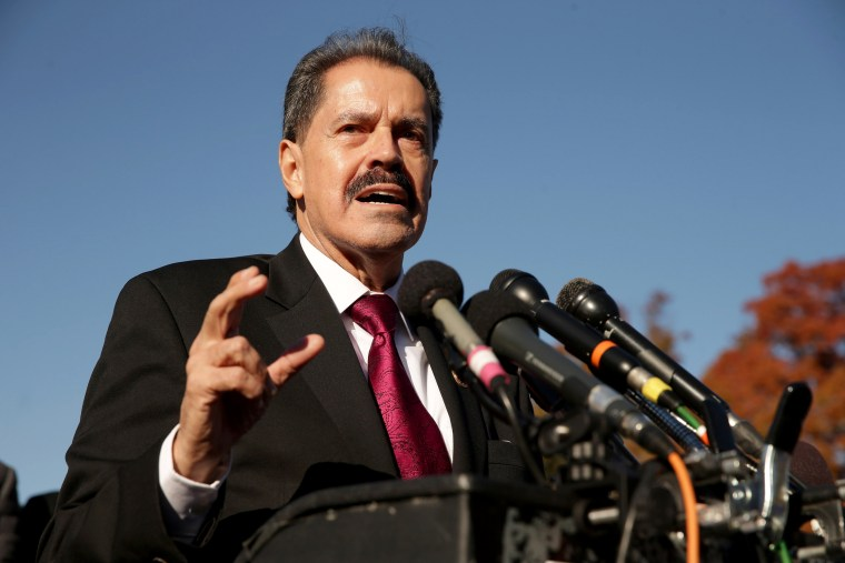 Rep. José Serrano won't seek re-election in 2020, citing Parkinson's disease