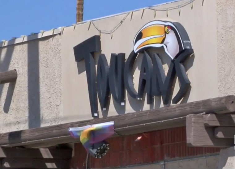 A fun night out turns into a nightmare for patrons at Toucans Tiki Lounge as police and witnesses said a man opened fire near the parking lot of the night club, leaving two injured and a terrifying scene inside.