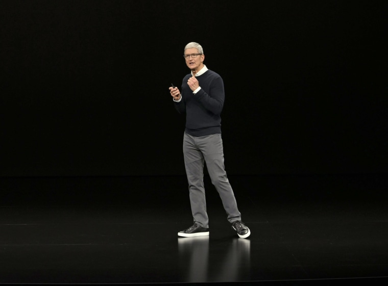 Image: Apple Holds Product Launch Event In Cupertino