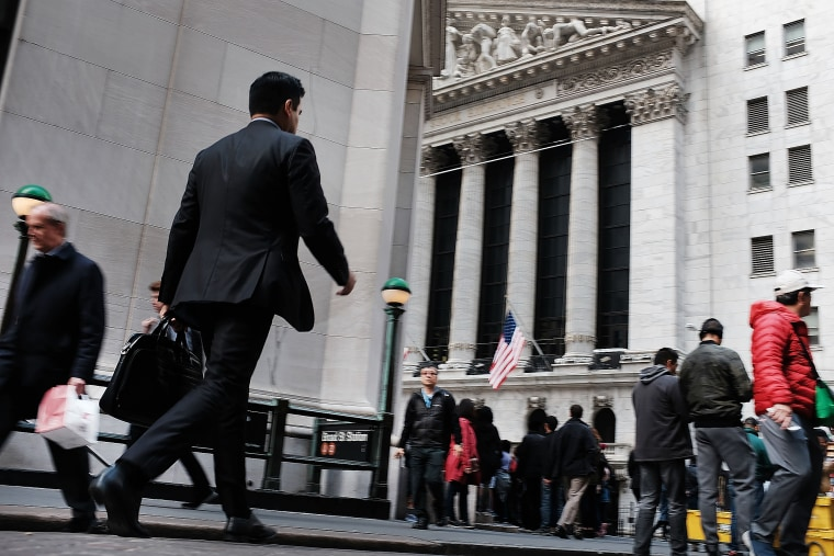 Stocks Take Another Major Plunge As Fears For  Economy Rise