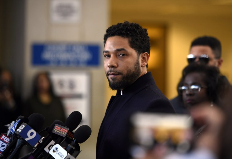 Trump hints at Smollett case as he attacks prosecutors