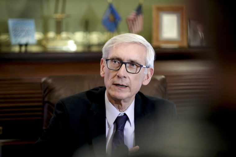 Image: Tony Evers
