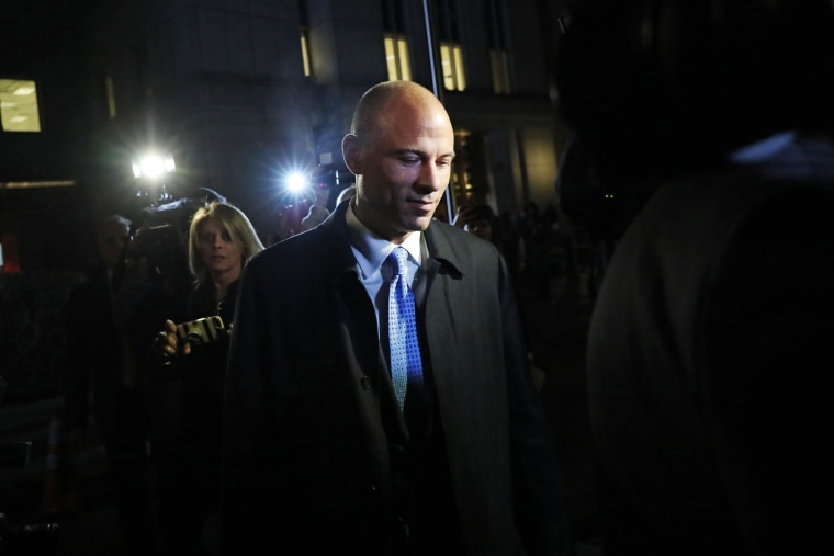 Image: Lawyer Michael Avenatti Arrested In New York For Nike Extortion