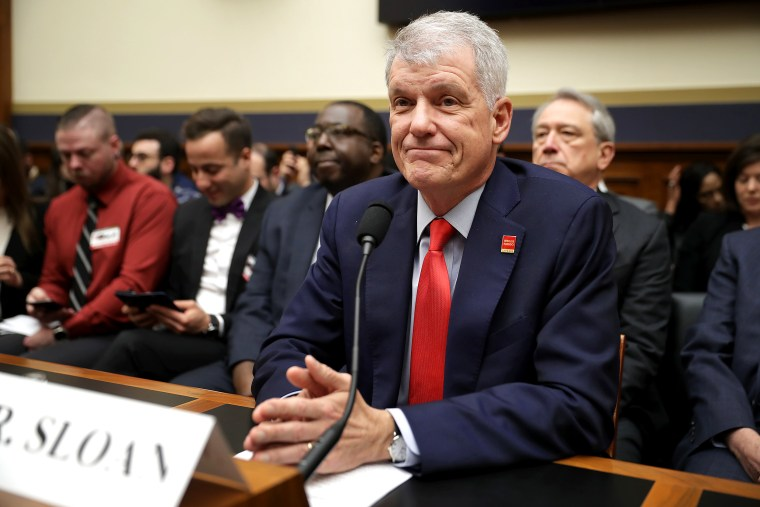 Image: Wells Fargo CEO Tim Sloan Testifies Before House Financial Services Committee