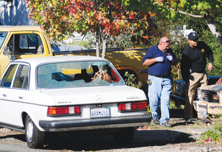 Residents in Vallejo, California, demand change after fatal