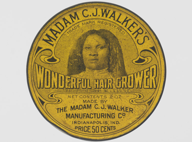 Can for Wonderful Hair Grower