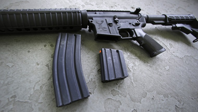 Judge blocks California's ban on high-capacity magazines