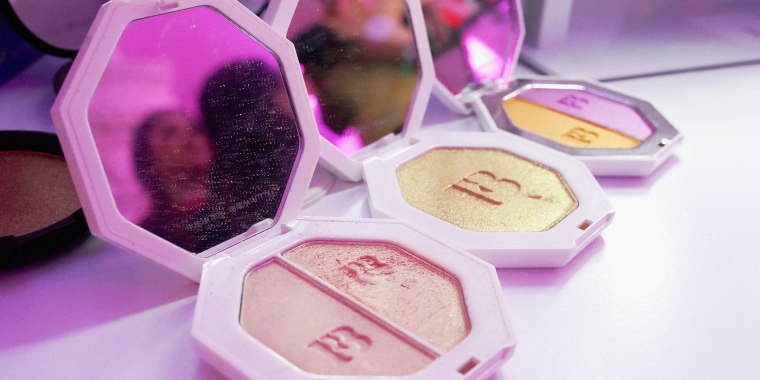 Fenty Beauty pulls 'Geisha Chic' highlighter after outcry