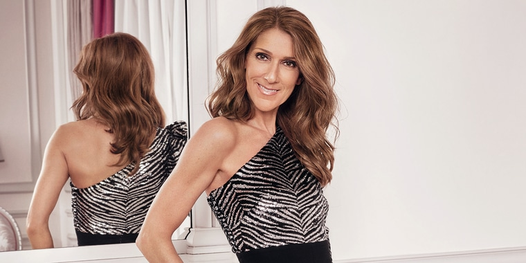 Celine Dion is L'Oreal Paris' new global spokesperson