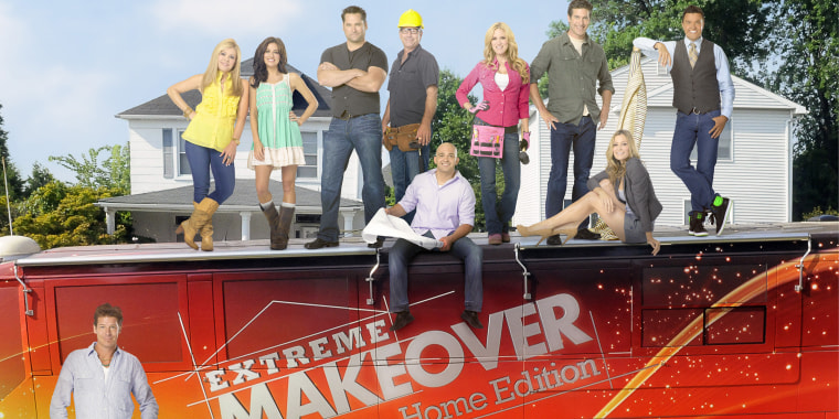 Extreme Makeover: Home Edition is coming back