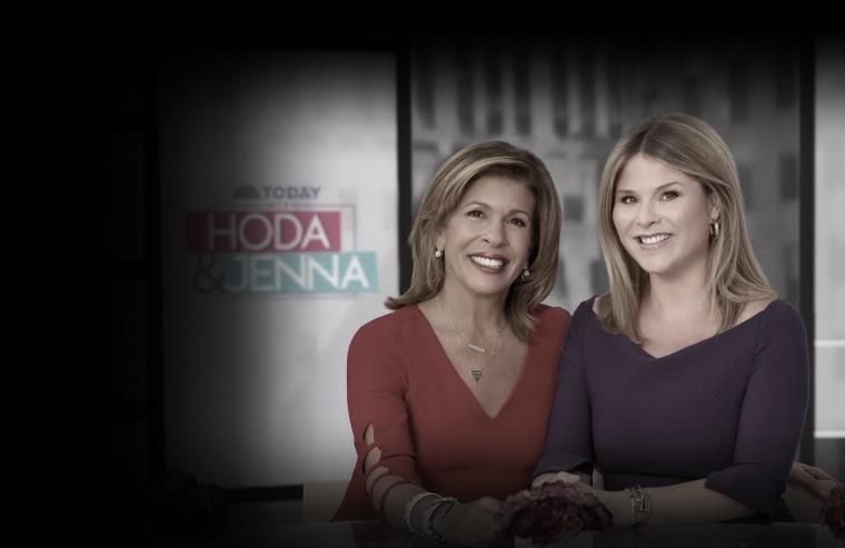 408ef2ccb638 Hoda & Jenna: News, Photos & Videos from the show - TODAY.com   TODAY