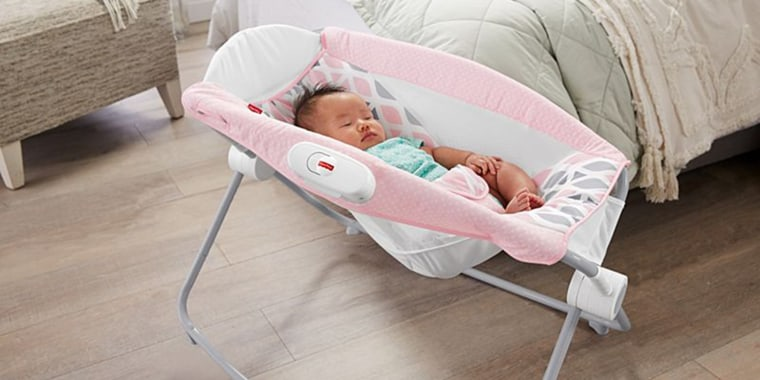 Fisher-Price Rock 'n Play Sleeper recalled after infant deaths