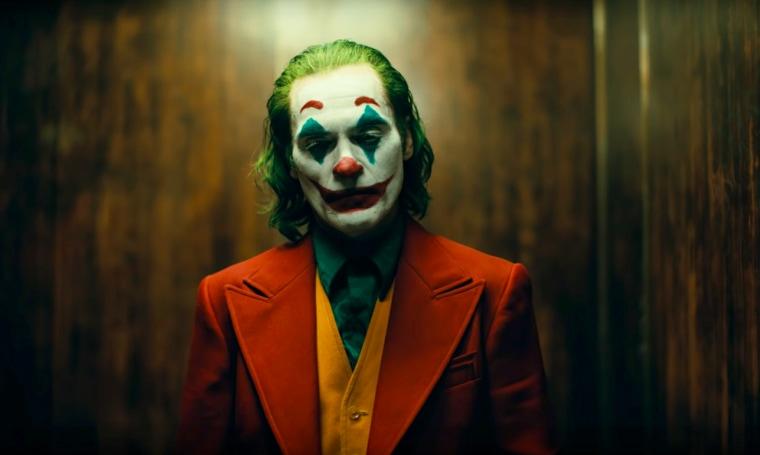 """Image: Joaquin Phoenix stars in Warner Bros.' \""""Joker.\"""""""