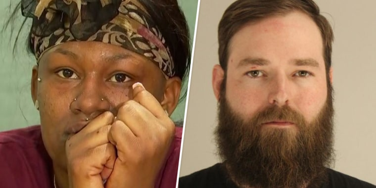 After a Dallas woman was violently attacked by man, she was