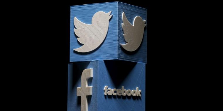 Image: Social Media logos