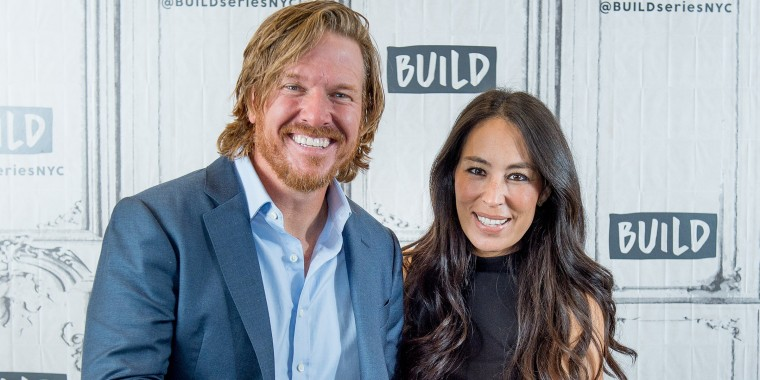 hip and Joanna Gaines