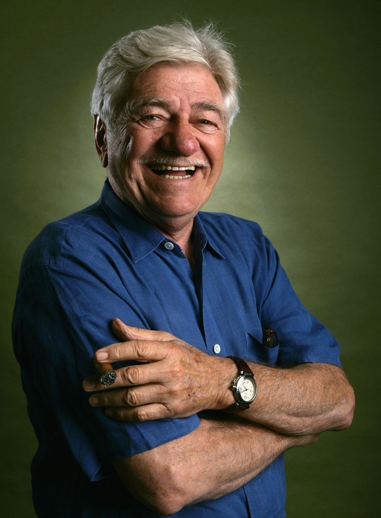 Portraits of Seymour Cassel at CineVegas