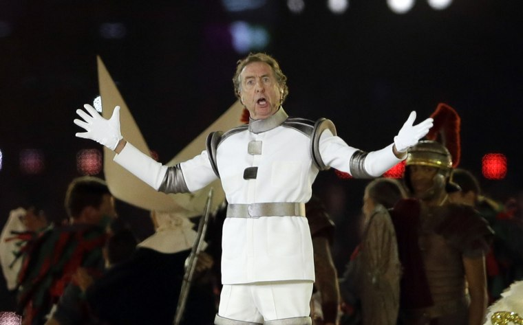 IMAGE: Eric Idle in 2012