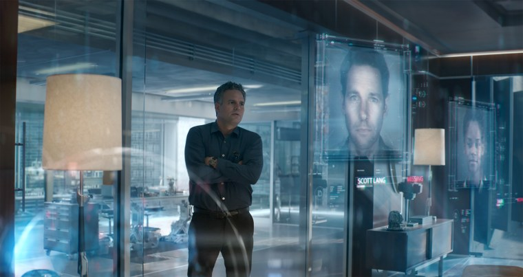Image: Mark Ruffalo appears as Bruce Banner