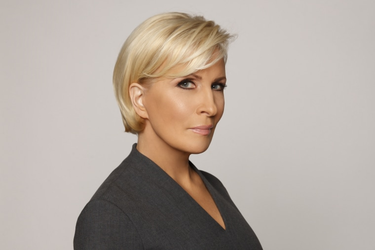 """Morning Joe"" co-host and Know Your Value founder Mika Brzezinski."