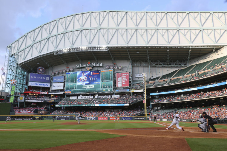 Image: MLB: New York Yankees at Houston Astros