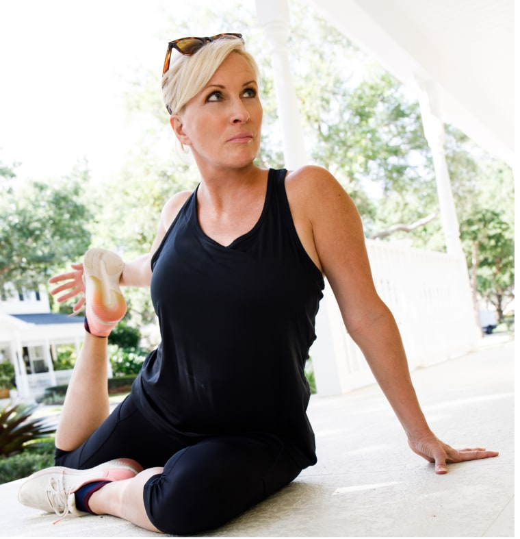 """Morning Joe"" co-host and Know Your Value founder Mika Brzezinski says she took a year off from running to focus on the health of her mind."