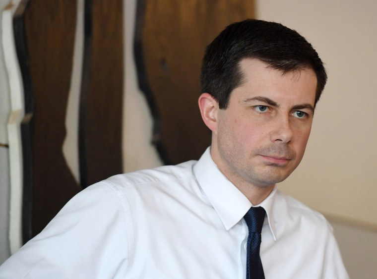 Image: South Bend Mayor Pete Buttigieg