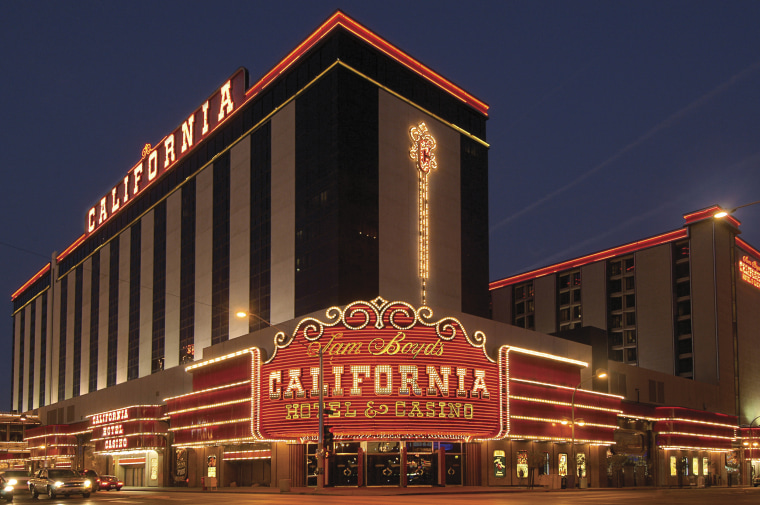The California Hotel and Casino in Las Vegas