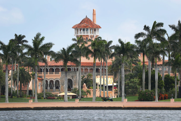 Image: Mar-a-Lago in West Palm Beach, Florida