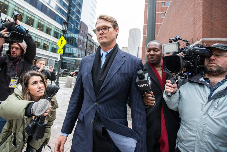 Image: Mark Riddell Expected To Plead Guilty For Part In College Admissions Scandal